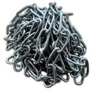 Цепи хозяйственные чёрные (стальные)