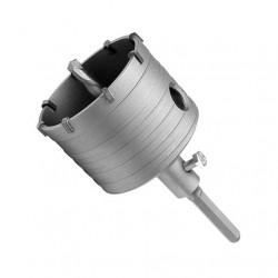 Сверло корончатое SDS-PLUS по бетону 80 мм