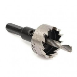 Фреза корончатая по металлу 25 мм, (No 43)