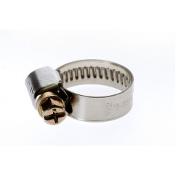 Хомут нержавеющий Optima 8-12 мм (50 шт)